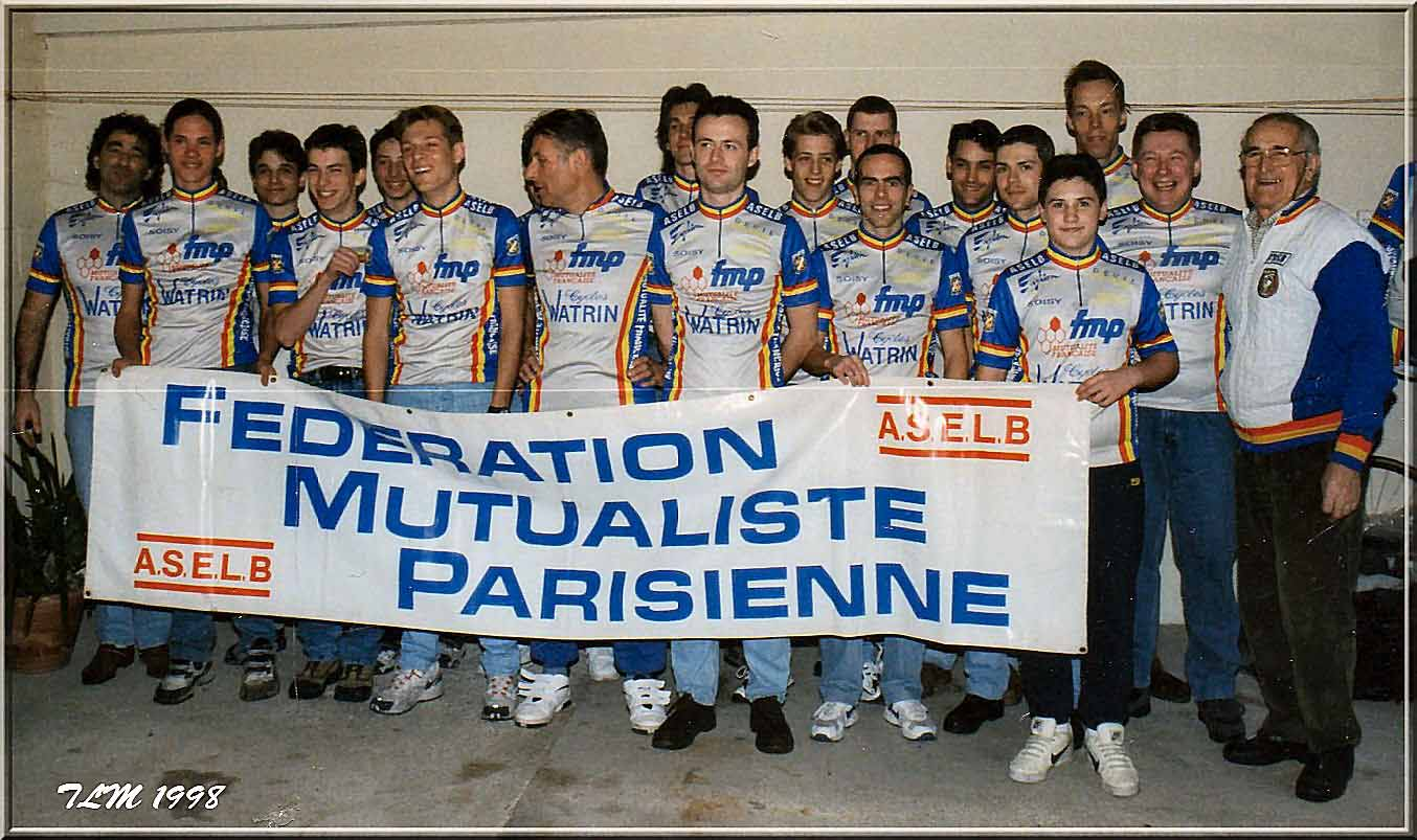 aselb 1998 groupe maillots.jpg